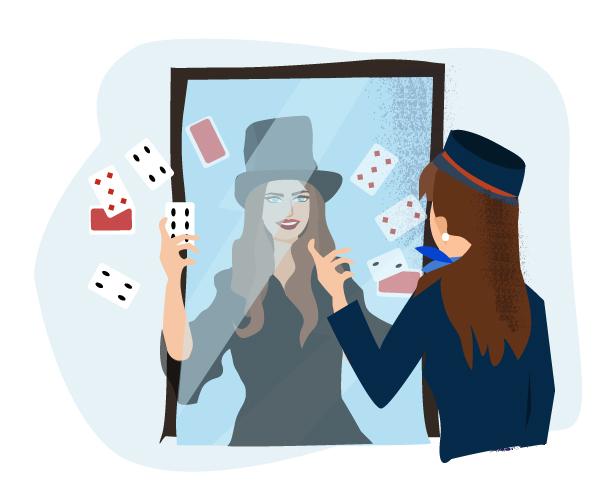 illustration reconversion